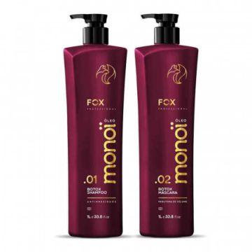 Fox Monoi Oil Btox Kit 2x1 Liter